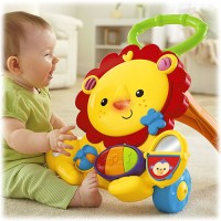 Fisher Price - Musical Lion Walker