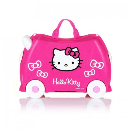 Trunki Suitcase Hello Kitty