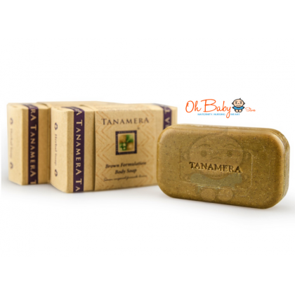 Tanamera Brown Formulation Body Soap 125gm