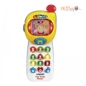 Vtech Tiny Touch Phone 12 - 36m