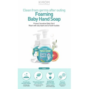 K Mom Zero Dust Hand Soap 250ml