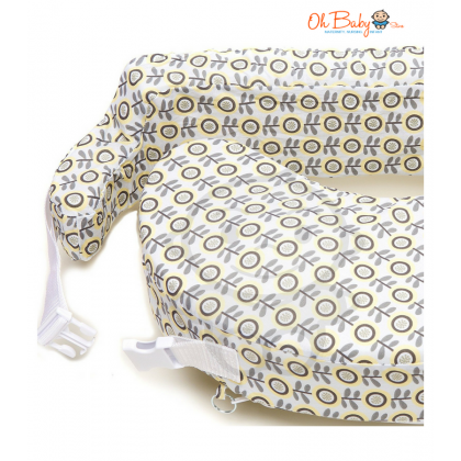 My Brest Friend Feeding/Nursing Pillow (Yellow Flower)