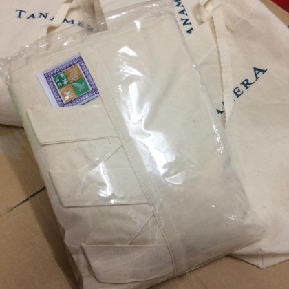 Tanamera Binder with Cover