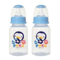 Puku PP Feeding Bottle 120cc (2pcs)
