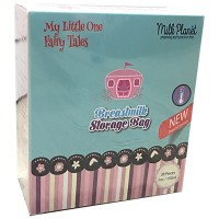 Milk Planet Double Ziplock Breastmilk Storage Bag 5oz (Fairy Tales)