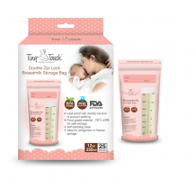 Tiny Touch Breast Milk Storage Bag (12oz/350ml)