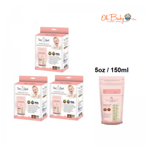 Tiny Touch Breast Milk Storage Bag (5oz/150ml) * 3box