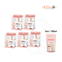Tiny Touch Breast Milk Storage Bag (5oz/150ml) * 5box