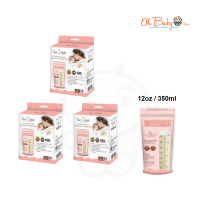 Tiny Touch Breast Milk Storage Bag (12oz/350ml) * 3box