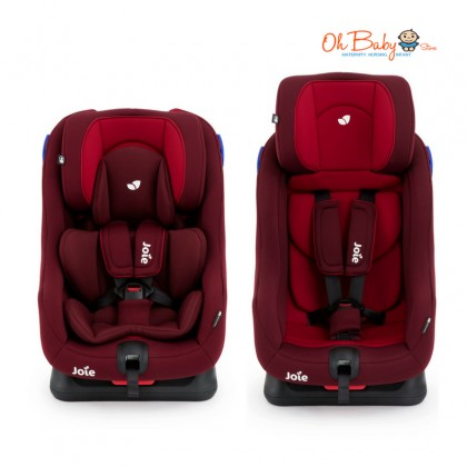 Joie Meet Steadi Convertible Car Seat for 0-18kg or 0-4 years