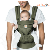 Ergobaby Omni 360 All-in-one (Cool Air Mesh)