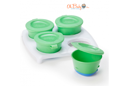 Tommee Tippee Explora 4 Pop Up Pots And Tray