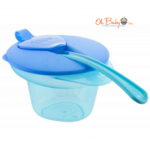 Tommee Tippee Explora Cool And Mash Weaning Bowl