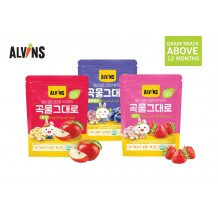Alvins Healty Rice & Real Grain 12m+