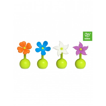 Haakaa Silicone Flower Stopper