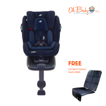 Joie Stages ISOFIX Car Seat 0-25kg FREE Car Seat Protector