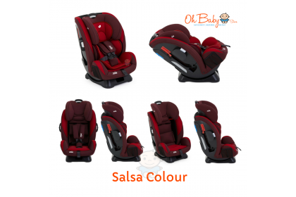 Joie Every Stage Convertible Car Seat (0-36 kg) FREE Car Seat Protector