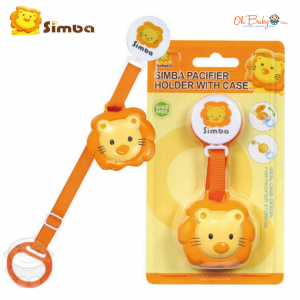 Simba Pacifier Holder With Case