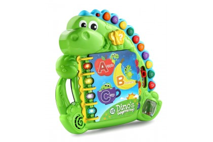 LeapFrog Dino's Delightful Day Book™