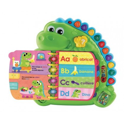 LeapFrog Dino's Delightful Day Book™ Toy (12months+)