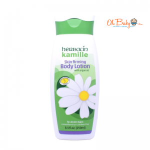 Herbacin Kamille Skin Firming Body Lotion 250ml