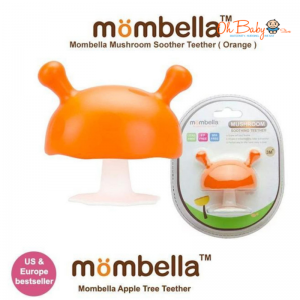 Mombella Mushroom Soothing Teether