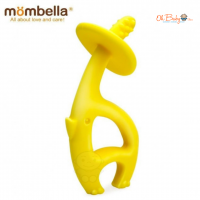 Mombella Dancing Elephant Silicone Teether
