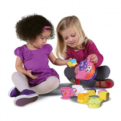 LeapFrog Musical Rainbow Tea Party Toy (12-36months)