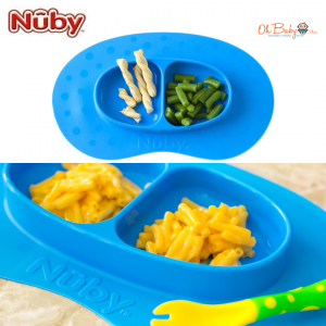 Nuby Sure Grip Miracle Mat Section Plate