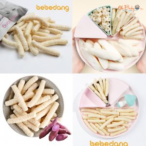 Bebedang Organic Snack Brown Rice Stick