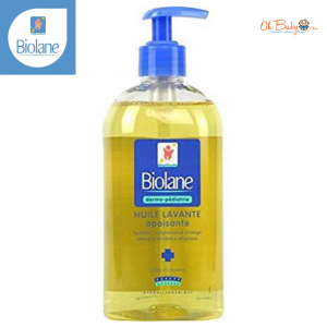 Biolane Dermo-Paediatrics Soothing Cleansing Oil 500ml