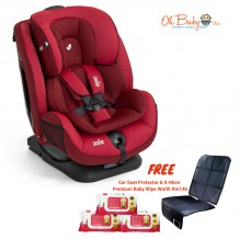 Joie Stages FX Isofix Car Seat for 0-7yrs [Free Gift]