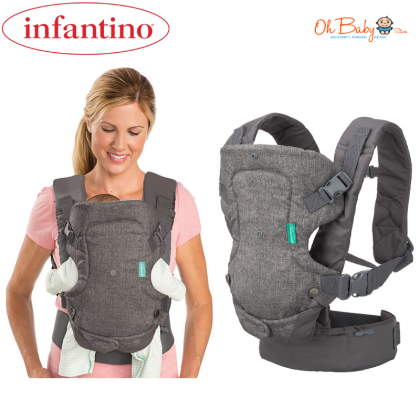 Infantino Filp Advanced 4 in 1 Convertible Carrier