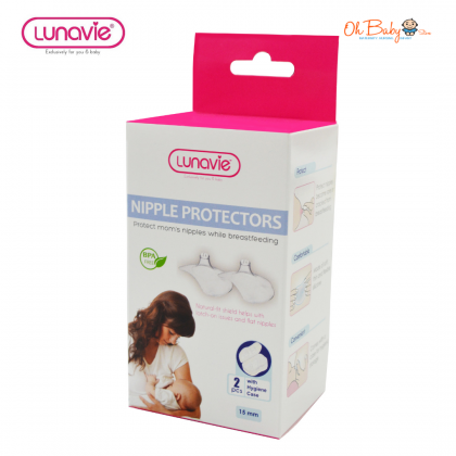 Lunavie Nipple Protectors 2pcs