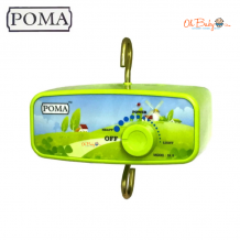 Poma Electronic Baby Cradle Basic