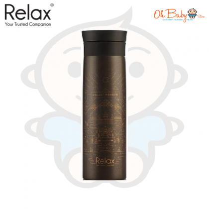 Relax 18.8 Stainless Steel Thermal Flask 0.5L (D5050)