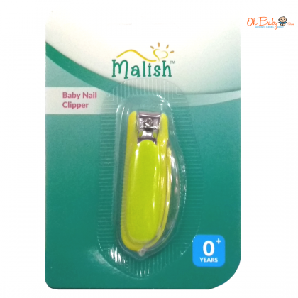 Malish Baby Nail Clipper