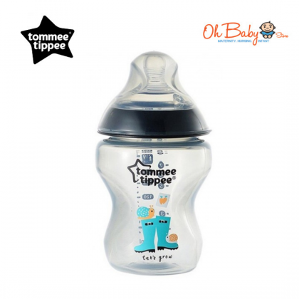 Tommee Tippee Close to Natural Bottle Silver/Gold LE (5oz/9oz)