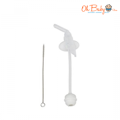 Dr Brown Baby First Straw Cup Replacement Kit