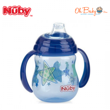 Nuby Soft Flex Spout Easy Frist Sips 9oz/270ml