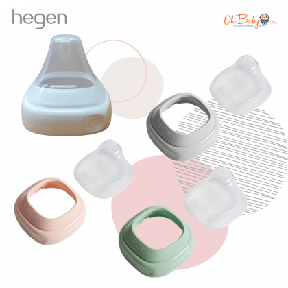 Hegen PCTO™ Collar And Transparent Cover