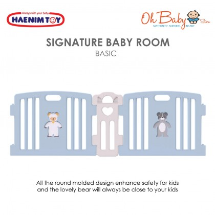 Haenim Signature Baby Room 6 Panel