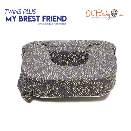 My Brest Friend Nursing Pillow Twins Plus