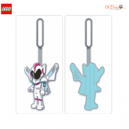 Lego Bag Tag (Unikitty/Emmet/Sweet Mayhem/Batman)