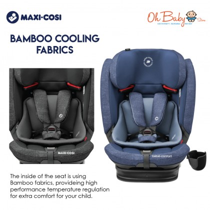 Maxi Cosi Titan Pro Baby Car Seat from 9kg to 36kg