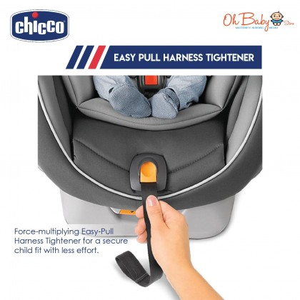 Chicco NextFit iX Convertible Baby Car Seat