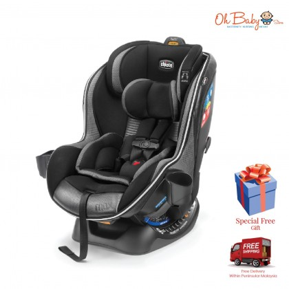 Chicco Nextfit Zip Max Convertible Car Seat