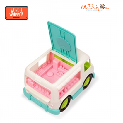 Battat Wonder Wheels Ice Cream Truck