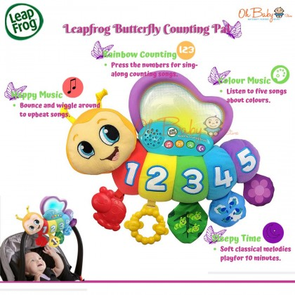 Leapfrog Butterfly Counting Pal™ Toy (Newborn-24 months)