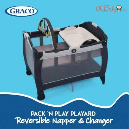 Graco Pack N Play Playard With Reversible Napper & Changer Playpen